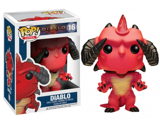 Фигурки Diablo