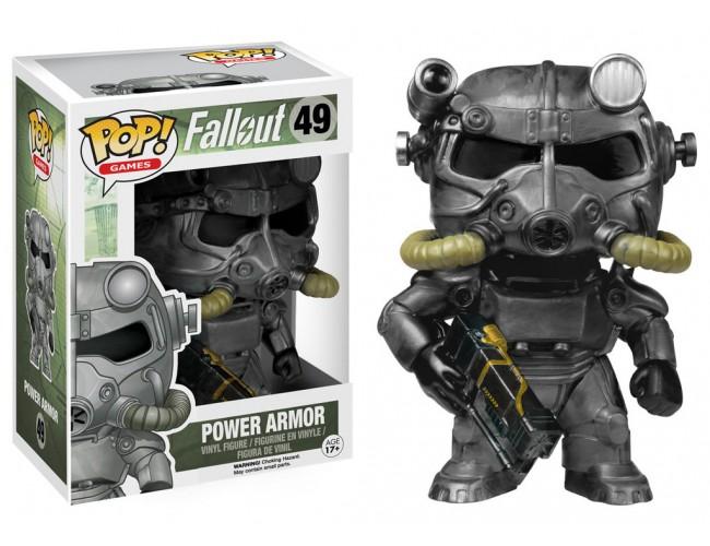 Фигурки Fallout