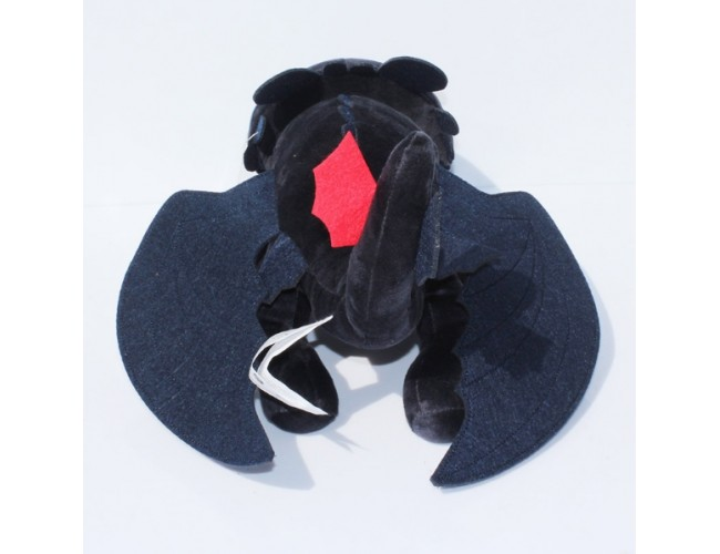 Беззубик плюшевая игрушка