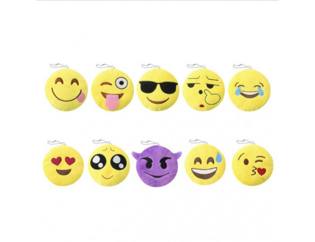 Брелок Смайл Emoji