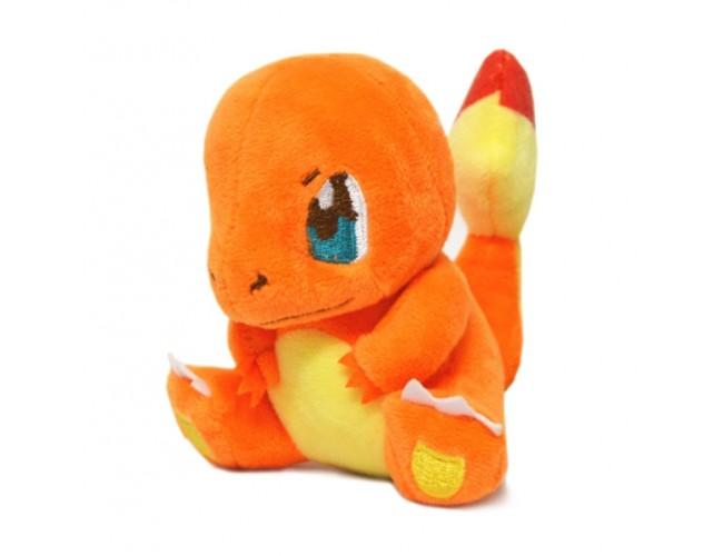 Чармандер плюшевая игрушка