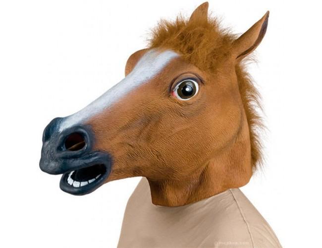 """Маска """"Голова лошади"""""""