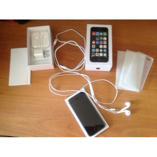 Iphone 5s Space Gray 16gb б/у