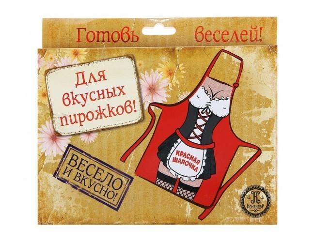 """Фартук """"Красная шапочка"""""""