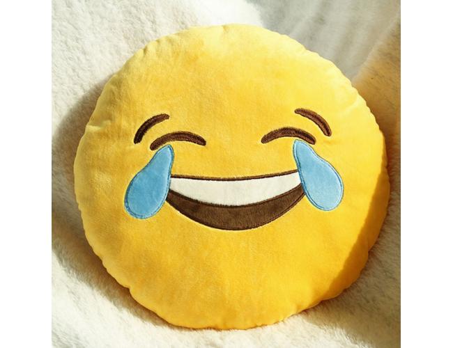 Подушки смайлики Emoji